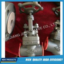 800lb 1 / 2inch geschmiedetes Stahl A105 Globe Ventil