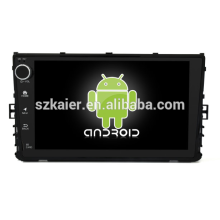 Octa core! Android 8.1 car dvd for VW Universal with 9 inch Capacitive Screen/ GPS/Mirror Link/DVR/TPMS/OBD2/WIFI/4G