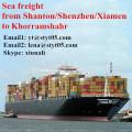 Shantou Ocean Freight Shipping To Khorramshahr