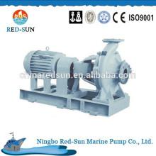 Horizontale einstufige Einzel-Saug-Marine-Pumpe