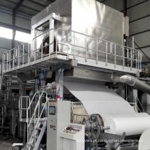 Máquina para fabricação de lenços de papel higiênico