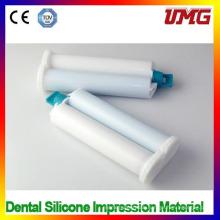 Dental Silicone Impression System for Denture Maker