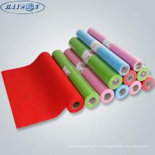 papel de empaquetado no tejido laminado no tejido del regalo de China de la tela de spunbond del polipropileno