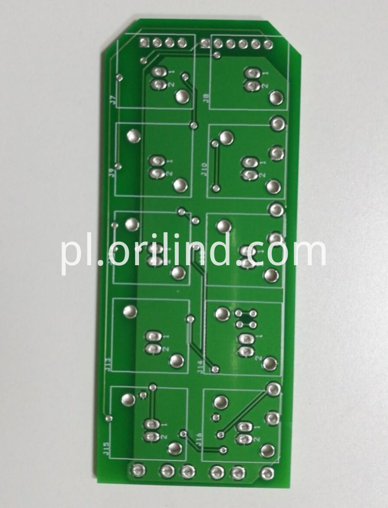 Double side HASL pcb board