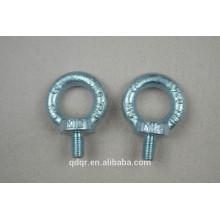 Boulon à oeil Din580--Qingdao gréement acier forgé galvanisé