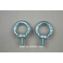 Galvanized Drop Forged Din580 Eye Bolt--Qingdao Rigging