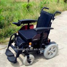Cadeira de rodas dobrável poder