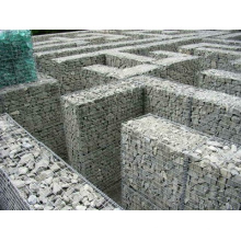 River Bank Protection Glvanized Gabion Mattress in Rigid Quality (YB-G03)