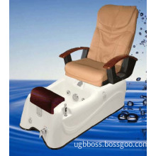 pedicure spa tub with pipeless motor