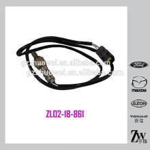 Auténtico sensor de oxígeno de Lambda automotriz para AUDI / CHRYSLER / CITROEN / FIAT / GEO / MAZDA ZL02-18-861