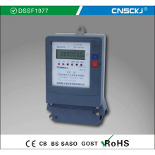 Dssf1977 3 P4l ou 3p 3L AC Active Electronic Energy Meter