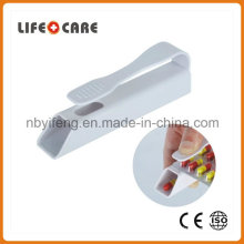 Medical Plastic Pill Popper Dispenser for Promotion