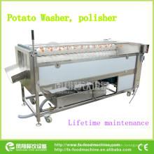 Lavage à haute pression de pomme de terre de jet, machine d'épluchage Px-1500