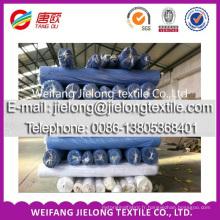 Stock T / C twill couleurs tissu en gros T / C tissu pour bedsheet