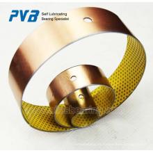 Rodamiento DX, rodamiento de lubricación de límite, rodamiento revestido de POM