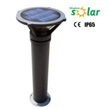 Wiederaufladbare solar Gartenleuchte mit CE & RoHS Zertifikate (JR-B005)