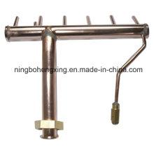 Медный трубопровод для системы переменного тока