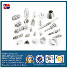 Precision Aluminum CNC Manufacturing for CNC Components (WKC-206)