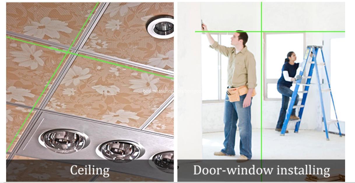 Ceiling and Door window decration