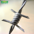 Safety+Hot+Dipped+Galvanized+Decorative+Barbed+Wire+Price