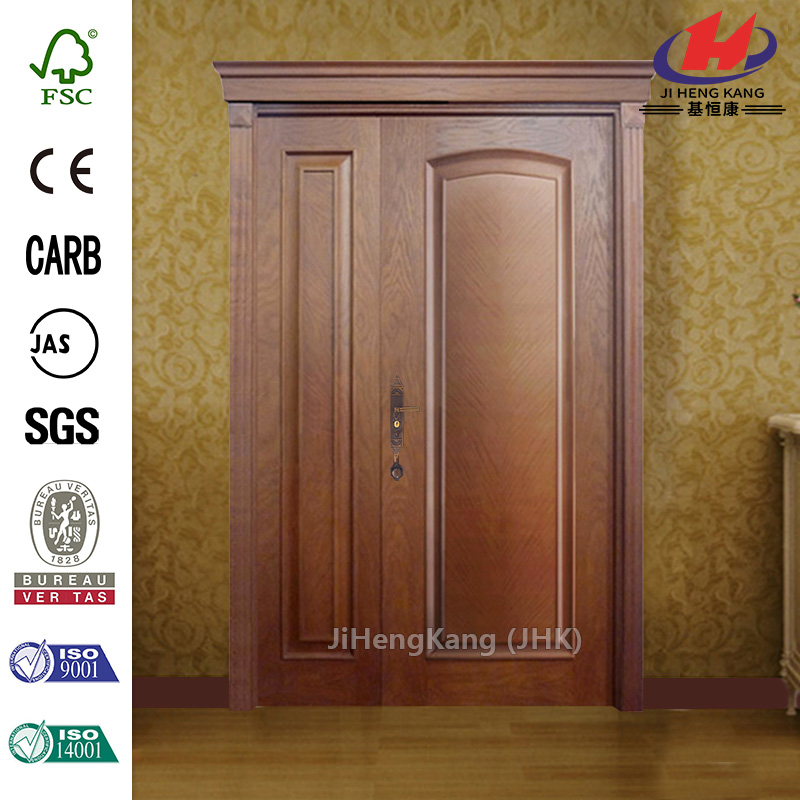 China insulated double swing interior wood door manufacturers - Swinging double doors interior ...
