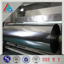 metalized BOPET film for Lamination and Printing
