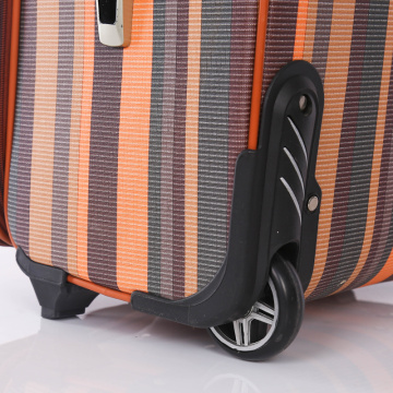 PU voyage Carry On valise coque rigide bagages