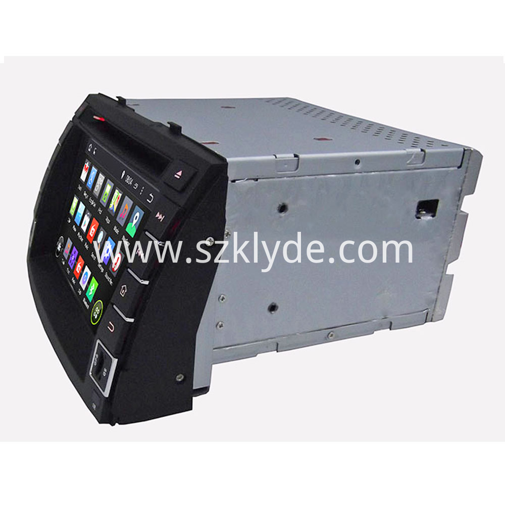 android 6.0 car DVD for Kia SORENTO 2011