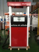 classic series red fuel dispenser