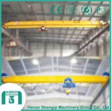 Remote Control Single Girder Bridge Crane