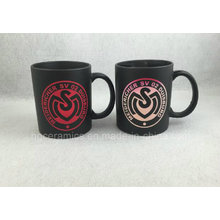 Color Change Sandblast Mug