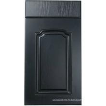 Porte de placard de cuisine de PVC (HLPVC-5)