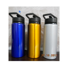 750ml Hot BPA Free Metal Water Bottle, New Style Aluminum Bottle Factory