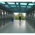 Prefabricated Steel Overpass Bridge
