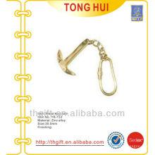 Porta-chaves para metal 3D metal chaveiros / chaveiros de metal