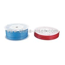 ESP haute quanlity personnalisé tubes colorés en plastique tressé tuyau polyuréthane PU tubes 8mm