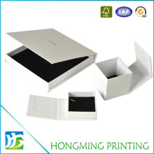 Custom Made Cardboard Magnetic Ring Box