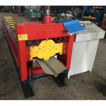 Roofing Ridge Cap Forming Machine