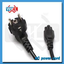 Cable de corriente al por mayor de la UE de los EEUU de la venta al por mayor 110v