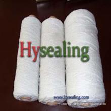 Ceramic Fiber Yarn with Fiberglass Reinforcement (HY-C600)