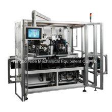 Máquina de equilibrado automática de armadura Ce certificada con cinco estaciones de trabajo
