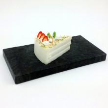 Plastic Plate Einweg-Tablett Kleine Rectangular Tray