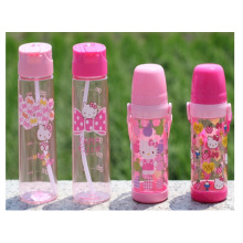 New Design 500ml Tritan Plastic Sport Bottle, Plastic Sport Water Bottle, BPA Free Drink Water Bottle