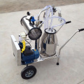 Single Bucket Vacuum Pump Milking Machine