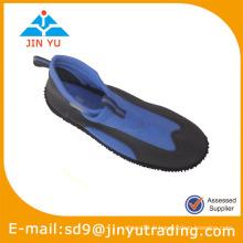 Chaussures transparentes pour aqua plage