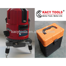 5 lines AUTO Self leveling Cross Line Laser Level AL12-5