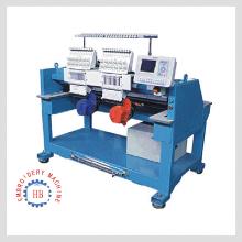 902 (400 * 400 * 450) high-Speed-Computer-Stickerei-Maschine für Bekleidungs- und Frauen Kleid