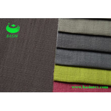 Hot Bedding Polyester Linen Fabric (BS6036)