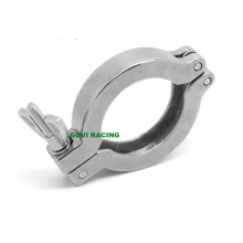 304 Stainless Stee Hoop Clamps for Pipe Metal Clamp