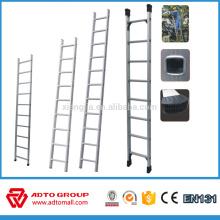 Andamio de la escalera de aluminio del precio al por mayor, escalera de la construcción, escalera industrial